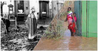 Alluvioni, il 4 novembre è una giornata nefasta per l'Italia. E lo è anche per la vulnerabile Africa