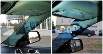 I punti ciechi in macchina sono un problema? Ecco la soluzione geniale adottata da questa 14enne (con la quale ha vinto 22mila euro)