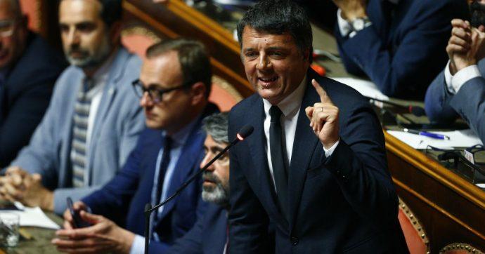 """Finanziamento ai partiti, Italia viva chiede e ottiene dibattito urgente in Senato: """"Renzi parlerà in Aula"""""""