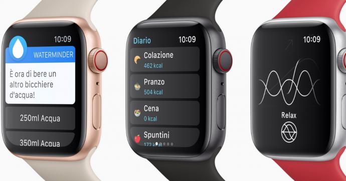 L'Ospedale Fatebenefratelli di Roma ha promosso una campagna di prevenzione della fibrillazione atriale grazie all'Apple Watch