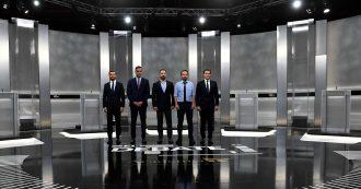 Elezioni Spagna, tutti contro Sanchez nel dibattito tra i 5 principali leader. E per i sondaggi sarà difficile ottenere maggioranza