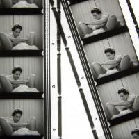 When the Towel Drops, Vol 1 | Italy, Radha May (Elisa Giardina Papa, Nupur Mathur, Bathsheba Okwenje), 2015-2019.  Scena censurata da Alle soglie della vita, Ingmar Bergman (1958). Per gentile concessione delle artiste e MiBAC