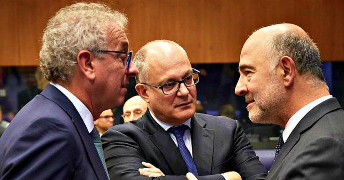 """Conti pubblici, Ue: """"Incertezza su gettito da misure anti-evasione. Nel 2020 pil a +0,4%"""". Italia ultima per crescita, Berlino penultima"""