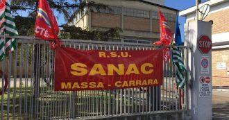 Ex Ilva, gli effetti collaterali del disimpegno di Arcelor Mittal: a rischio 400 operai Sanac