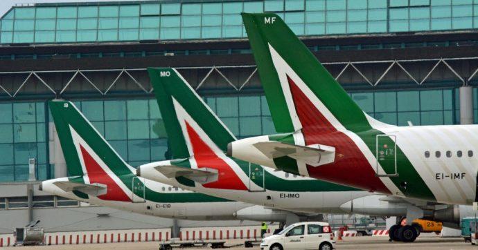 """Alitalia, Fs: """"Non ci sono ancora condizioni necessarie ma confermiamo disponibilità"""". Patuanelli: """"Margini con Delta e Lufthansa"""""""