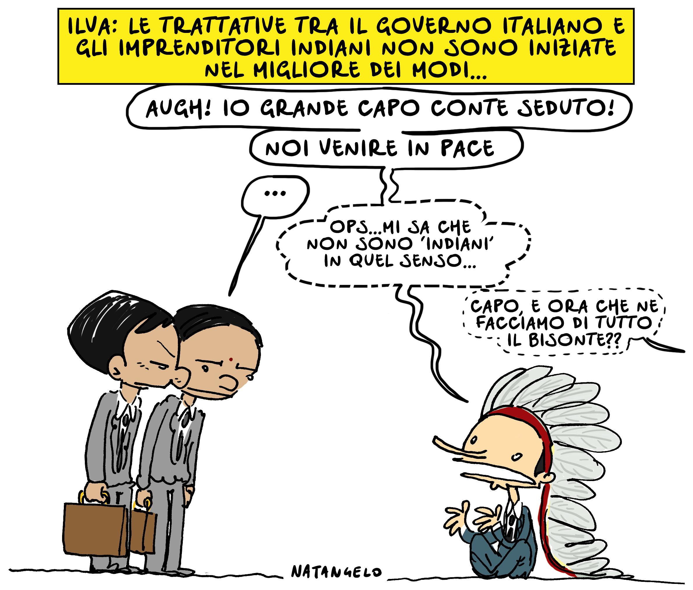 Conte Seduto