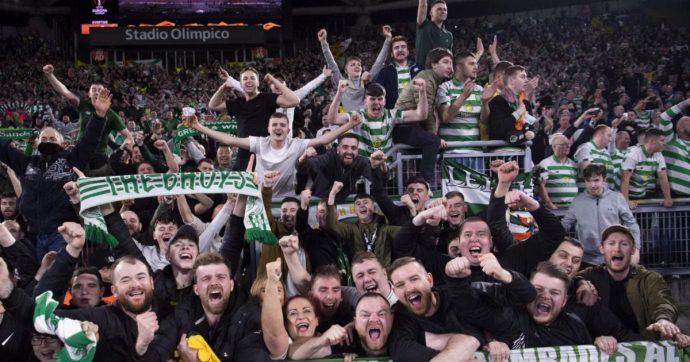 Lazio-Celtic, accoltellato altro tifoso scozzese: il terzo in 2 giorni. Ultrà biancocelesti tentano aggressione e poi si danno alla fuga: 12 fermi
