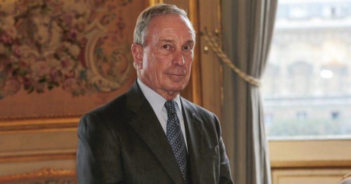 """Michael Bloomberg, media: """"L'ex sindaco di New York pronto a candidarsi alle primarie dei democratici per sfidare Trump a Usa 2020"""""""