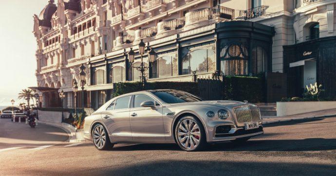 Bentley Flying Spur, lusso alla british. Ecco la nuova generazione – FOTO