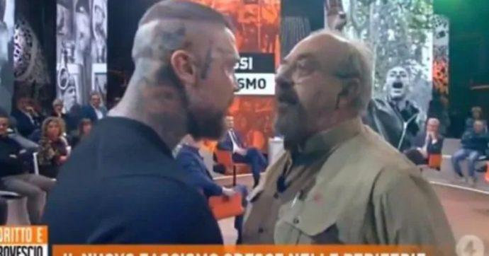 """Vauro scrive a 'Brasile', dopo lo scontro a Dritto e Rovescio: """"Incontriamoci, potrai spaccarmi la faccia o potremo parlare"""""""
