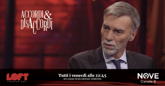 """Accordi&Disaccordi (Nove), Delrio: """"Vinceremo in Emilia Romagna anche senza M5s"""""""