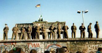 Muro di Berlino, della caduta la tv ci ha mostrato tutto. Dei successivi 30 anni quasi nulla