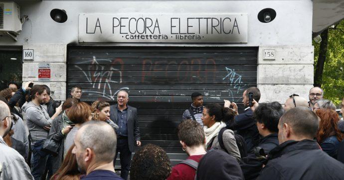 Italia 2019, librerie bruciate e antisemitismo. Due raccolte fondi per contrastare la barbarie