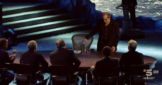 """Adrian, Maurizio Costanzo: """"Non sarebbe andato bene nemmeno 15 anni fa, perché il pubblico dovrebbe vederlo?"""""""