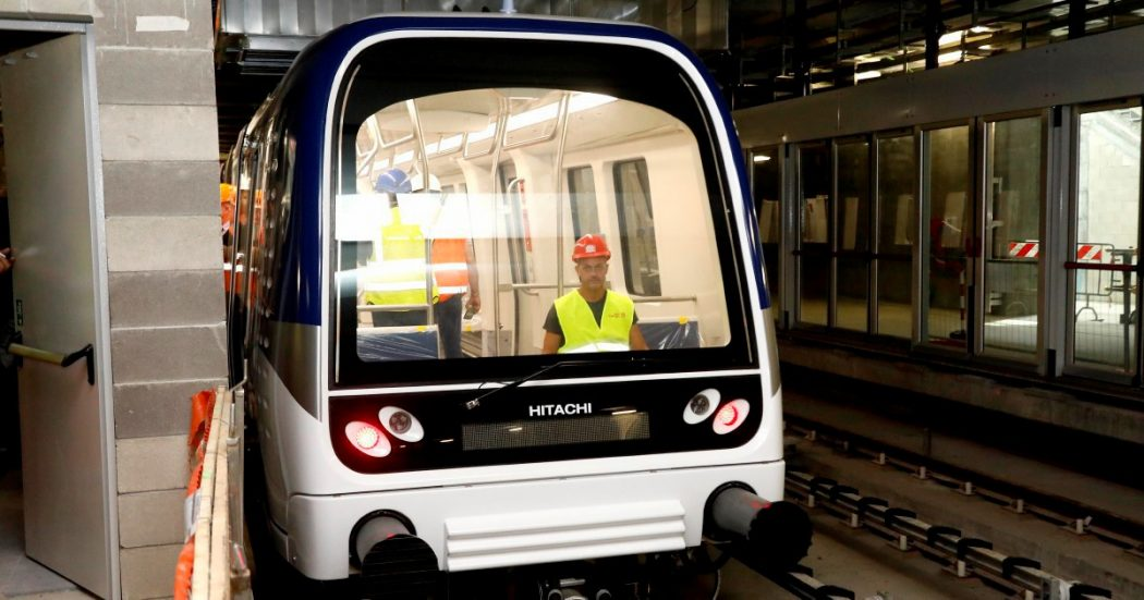 """Milano, """"Rischio Casalesi"""" nella security dei lavori del metrò"""