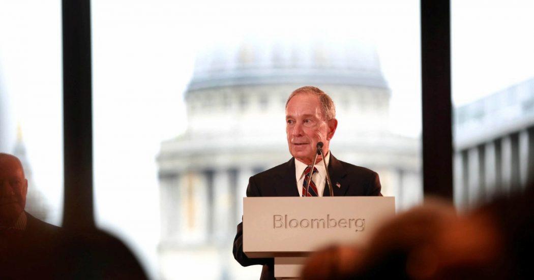 Bloomberg sfida Trump Casa Bianca, la politica è un affare da miliardari