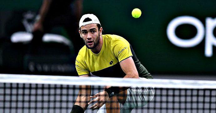 Matteo Berrettini, inizia l'avventura alle ATP Finals. Primo incontro contro Novak Djokovic
