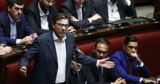"""Giorgetti propone un tavolo per """"nuove regole"""". Ok da Pd e Iv. M5s: """"Salvini voleva pieni poteri, al Paese serve stabilità"""""""