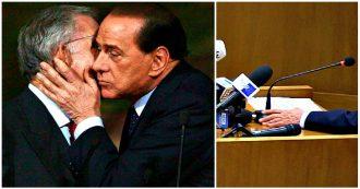 Trattativa, Berlusconi testimone sceglie di avvalersi della facoltà di non rispondere