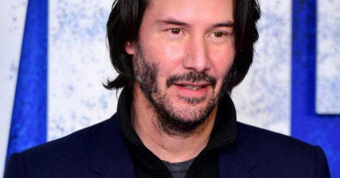 """Keanu Reeves, la fidanzata Alexandra Grant nel mirino degli haters: """"Non è alla sua altezza"""""""