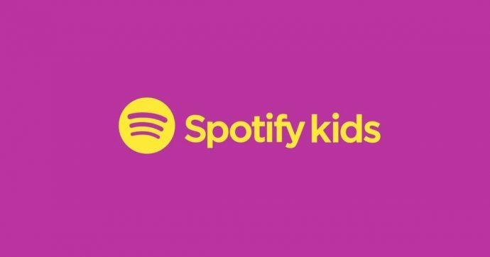 Spotify Kids per i bambini: musica, favole e tanto altro in completa sicurezza