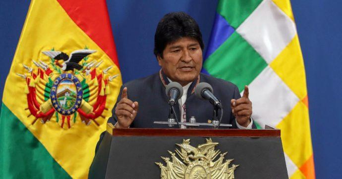 Bolivia, per Evo Morales la fine politica è iniziata tre anni fa con un referendum
