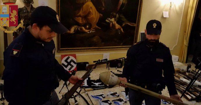 Siena, progettavano di far saltare la moschea di Colle Val d'Elsa: 12 indagati vicini all'estremismo di destra