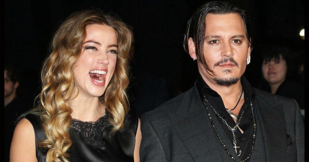 """Johnny Depp e Amber Heard, spunta un audio inedito della violenta lite del 2015: """"Non riesco a trovare il dito!"""""""