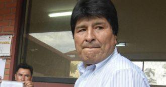 """Bolivia, Morales scappa in Messico: scontri e atti di vandalismo, esercito nelle strade. L'ex presidente: """"È colpo di Stato"""""""