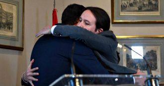 """Spagna, pre-accordo tra Psoe e Podemos per formare un governo: """"Quello che ad aprile era un'opportunità storica ora è una necessità"""""""