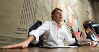 """Fondazione Open, Renzi attacca di nuovo i pm: """"Perquisizioni vulnus democratico. Denuncio L'Espresso per divulgazione segreto bancario"""""""