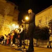 Concerto con giovani tamburellasti ad Alezio
