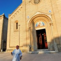 La chiesa di Parabita