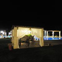 Il resort Borgo Rossoterra