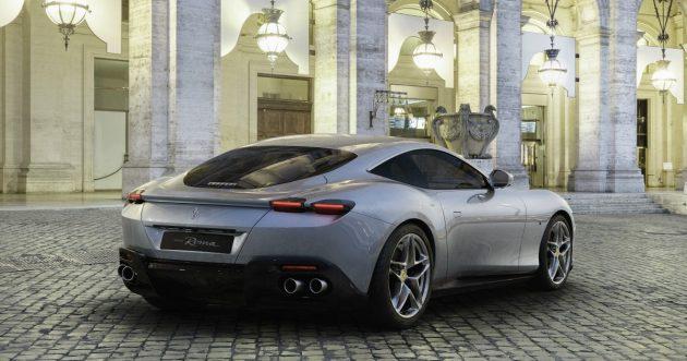 Ferrari Roma, debutta il nuovo coupé del Cavallino. E la Dol
