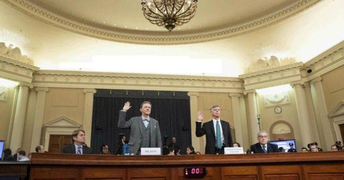 Impeachment, al via la deposizione pubblica su Trump. Parlano i primi due testimoni. No della commissione alla deposizione della talpa