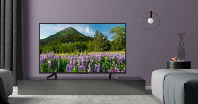 Smart TV Sony 4K HDR finalmente compatibili con l'interfaccia vocale Alexa