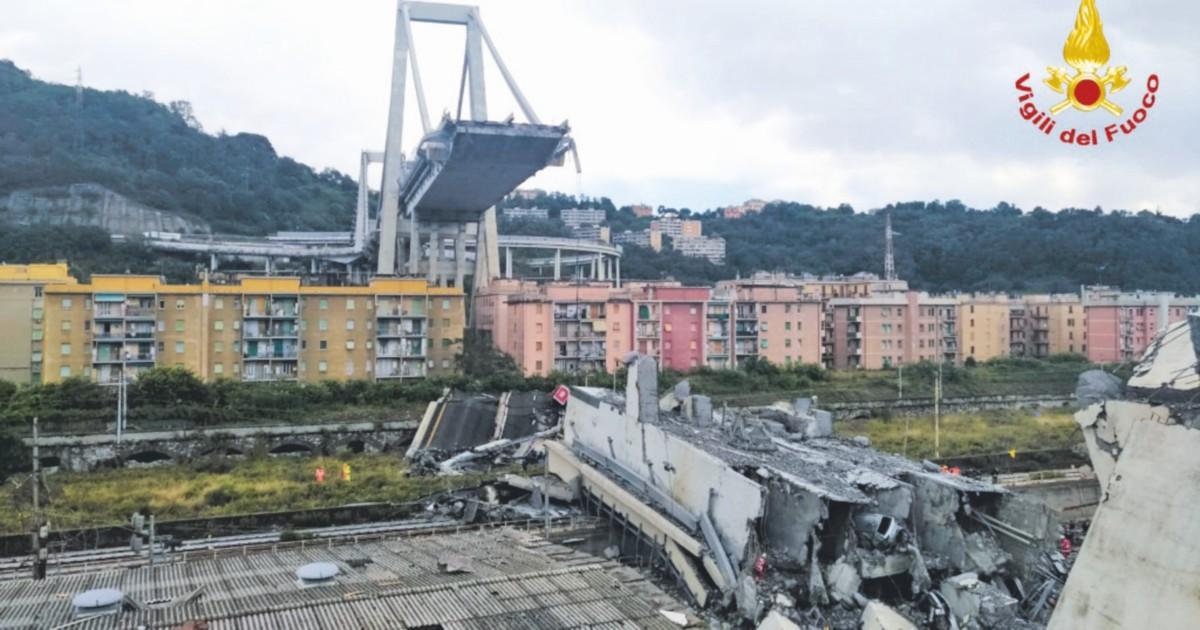 """Ponte Morandi, i controllori dissero: """"Può essere che il cassone ha mollato"""". Ma niente ispezioni dal 2013"""