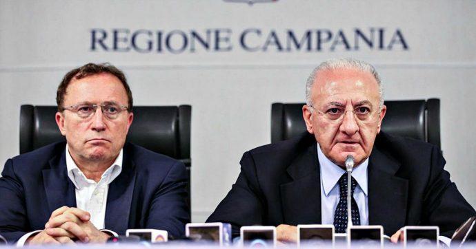 Universiadi 2019, il vicepresidente della Campania e un imprenditore del settore alberghiero indagati per corruzione