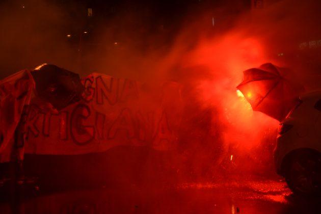 Salvini a Bologna: 2mila al corteo dei centri sociali, idran