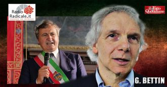"""Venezia, Bettin (Verdi): """"Sindaco Brugnaro? Dice chiacchiere sul 'global warming'. Vuole solo più soldi per un'opera sbagliata come il Mose"""""""