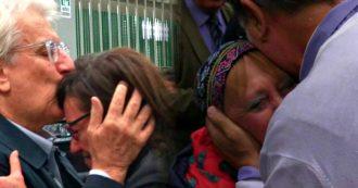 """Cucchi, la sorella Ilaria: """"Sapevamo che Stefano era stato ucciso, ora potrà riposare in pace"""". La madre al legale Anselmo: """"Ce l'abbiamo fatta"""""""
