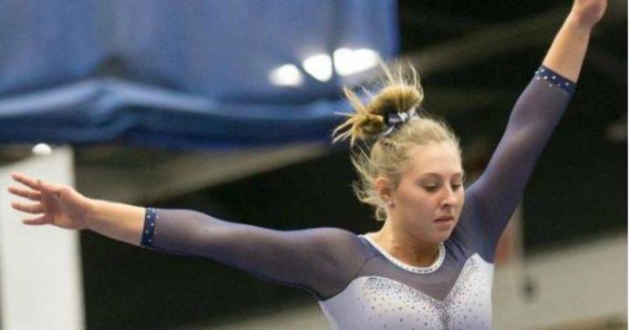 Perde la presa e cade dalle parallele: muore a 20 anni la ginnasta Melanie Coleman