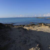 La spiaggia di Lido Pizzo