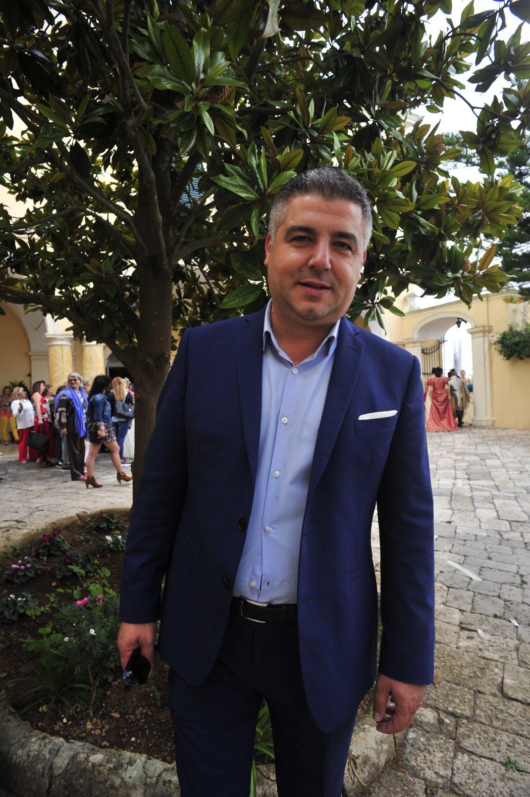 Anche il sindaco Andrea Barone alla rappresentazione storica