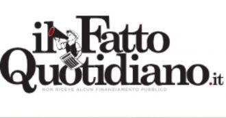 La solidarietà dei Cdr de ilfattoquotidiano.it e del Fatto Quotidiano al collega Cosimo Caridi