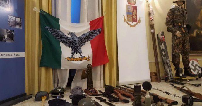 Padre e figlio progettavano di far saltare una moschea: il gip di Siena convalida il fermo ma esclude la finalità terroristica