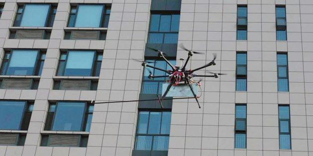 WideSee, la tecnologia wireless per droni che rileva le pers