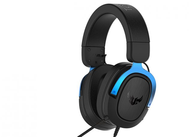 ASUS TUF Gaming H3, cuffie da gaming con audio surround 7.1