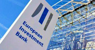 La Banca europea ufficializza la svolta green: stop ai finanziamenti a fonti fossili da fine 2021